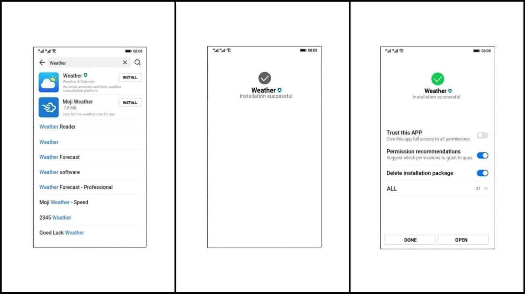Huawei's Ark OS