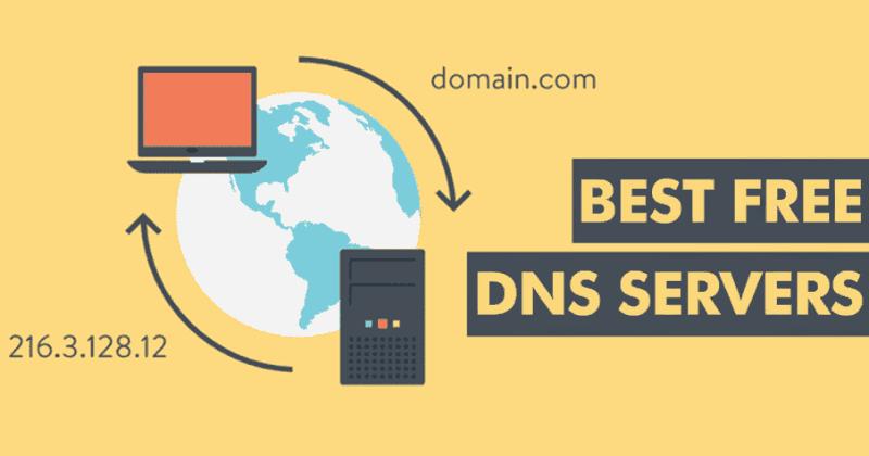 Los mejores servidores DNS gratuitos