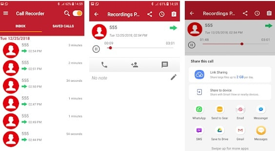 Call Recorder by SmartApps Solutions