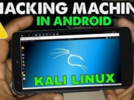 Install Kali Linux on any Android Smartphone