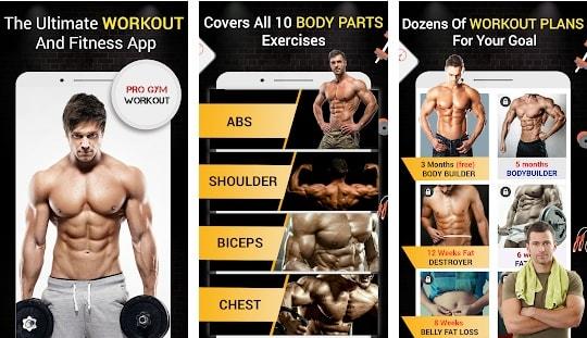 Pro Gym Workout