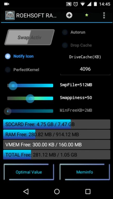 Increase RAM using Roehsoft RAM Expander