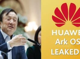 Screenshots of Huawei's Ark OS Leaked, Ready for Android Replacement