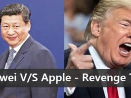 Huawei V/S Apple: iPhone Sales Under Threat as Trump Bans Huawei