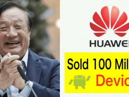 Huawei Is Pushing Android 9 Pie Update To 100 Million Devices