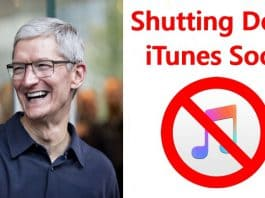 Apple is Going to Shut Down iTunes Very Soon