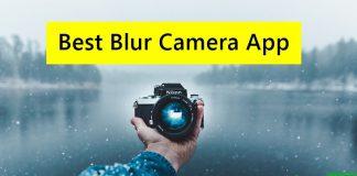 Best Background Blur Camera App