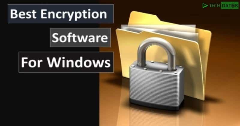 El mejor software de cifrado para Windows