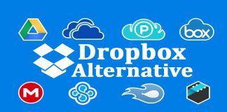 Secure Dropbox Alternatives