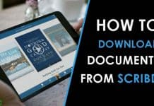 Download Paid Documents From Scribd Free