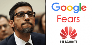 Google is Now Afraid of Huawei, If They Create Better OS than Android