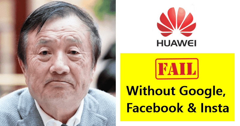 Huawei's OS May Fail Due To Lack of Popular Apps Like Google, Facebook & Instagram