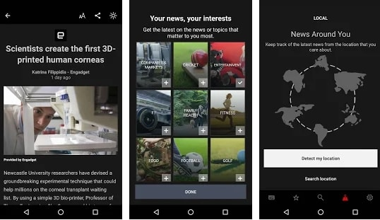 8+) Best Google News Alternatives For Android And iOS - Tech