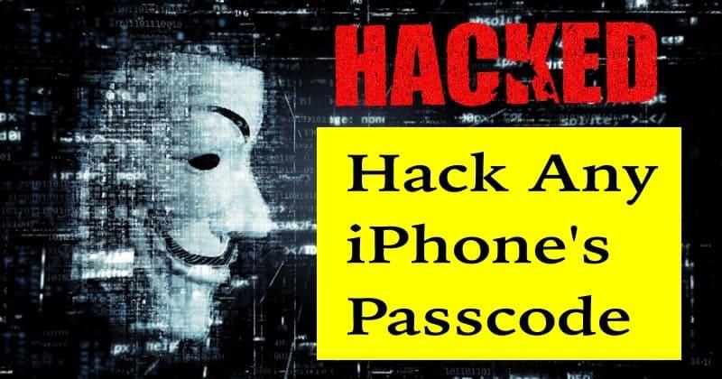 New Israeli Hacking Tool Can Break Any iPhone's Passcode - Tech Dator