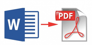 Convert Document to PDF with Google Chrome