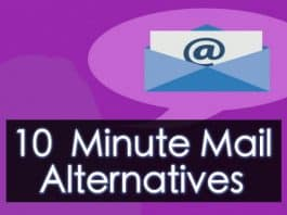 Best Alternatives to 10 Minute Mail