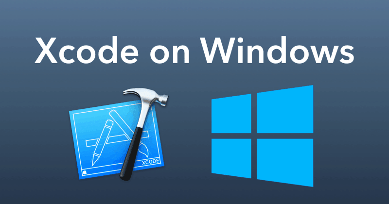 Xcode on Windows