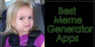 Best Meme Generator Apps