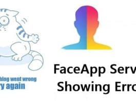 FaceApp Seems to Be Blocking Users From India