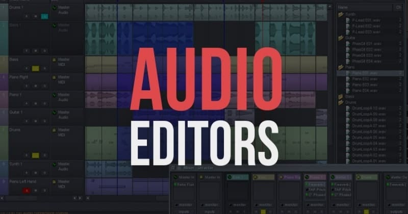 Best Open Source Audio Editor
