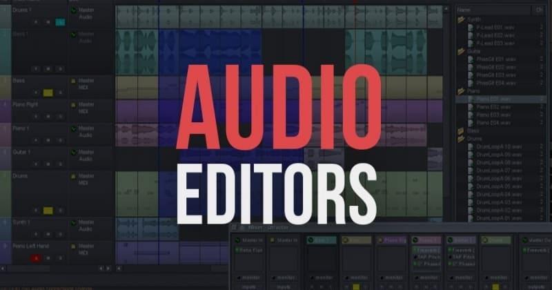 Best Open Source Audio Editor