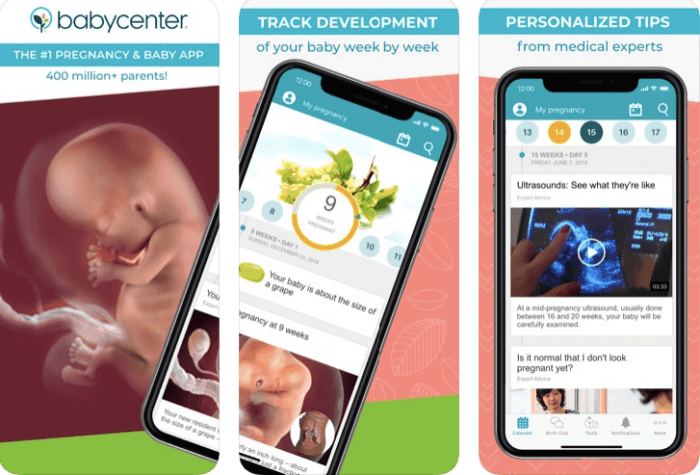 10 Best Pregnancy Tracker Apps For Android Amp Ios 187 Tech