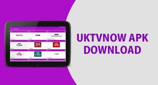 UkTVNow App
