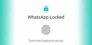 Enable Fingerprint Lock on WhatsApp