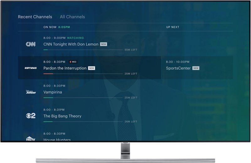 Hulu TV App