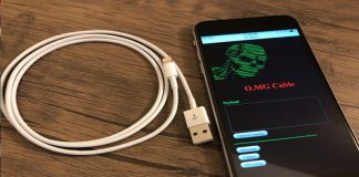 iPhone Charging Cable can Hijack your Computer