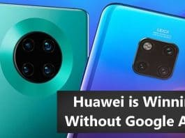 Huawei Mate 30 Wins A Photography Award Without Any Google Apps