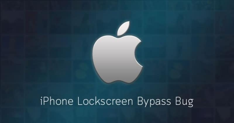 iOS 13 to Launch in Coming Week With a Special Lockscreen Bypass Bug