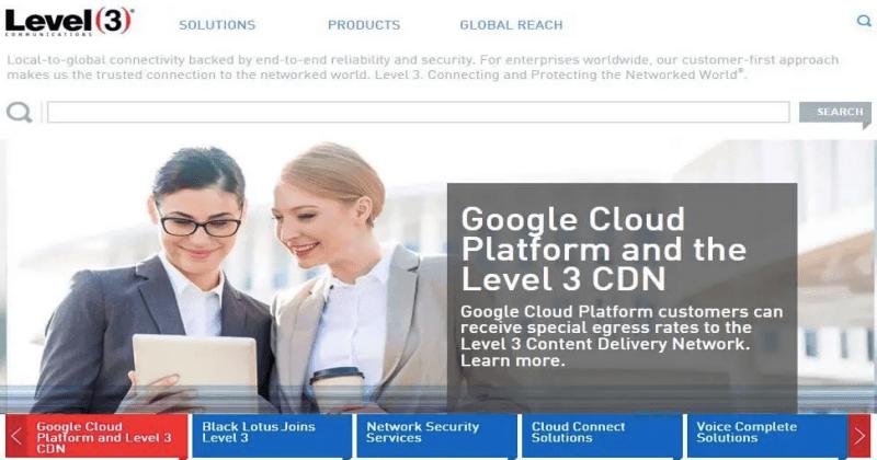 Level3 DNS