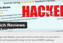 "Wordpress Plugin ""Rich Reviews"" Open To Vulnerabilities"
