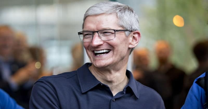 Apple CEO Tim Cook Calls Facebook Libra's a Power Grab!
