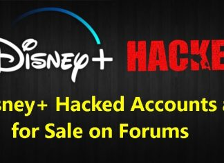 Disney+ Accounts being Hacked and Put on Sale on Forums