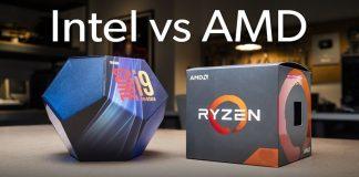 Intel Core i9-10980XE V/s Ryzen 9 3950X