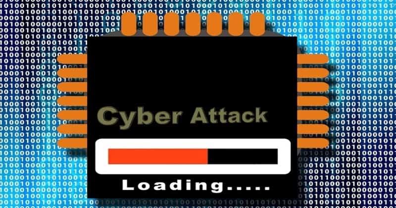 Labour cyber attack