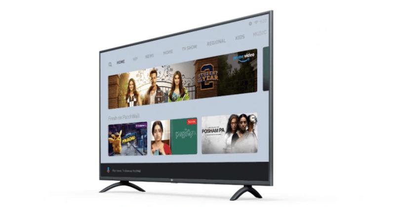 Mi TV 4X 55-inch 2020