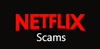 Netflix Phishing Scam – Users Getting Scam Emails