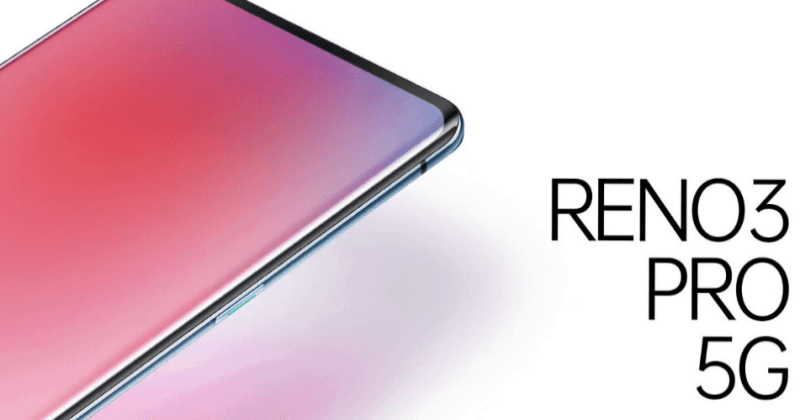 Oppo's Reno 3 Pro Become One of the Thinnest 5G Phones