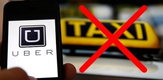 Uber Kick Out By Transport for London as it not following their Criteria
