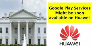 Google Play Services Might be soon available on Huawei