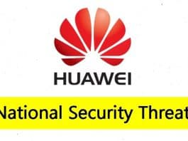 National security advisor warns Canada against Huawei's 5G