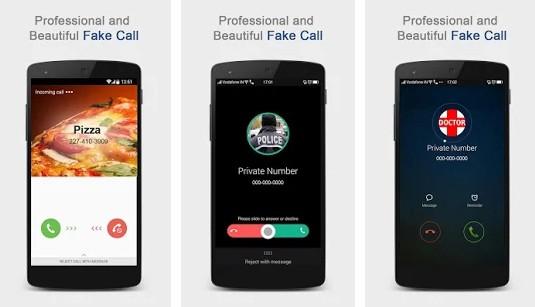 Fingir una llamada