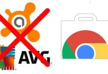 Google Removes AVG and Avast Browser Extensions from Chrome Webstore
