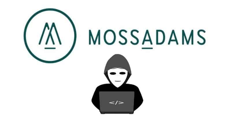 Moss Adams Disclosed A Data Breach