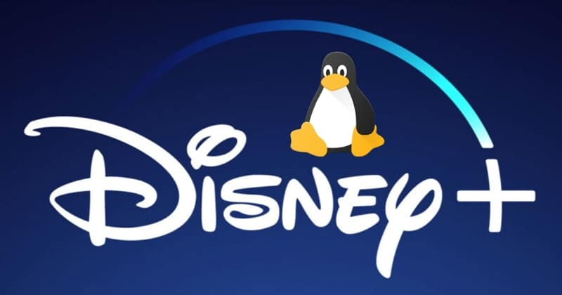 Now You can Stream Disney+ On Linux Computers