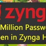 Zynga Data Breach Has Comprised Over 172 Million Accounts