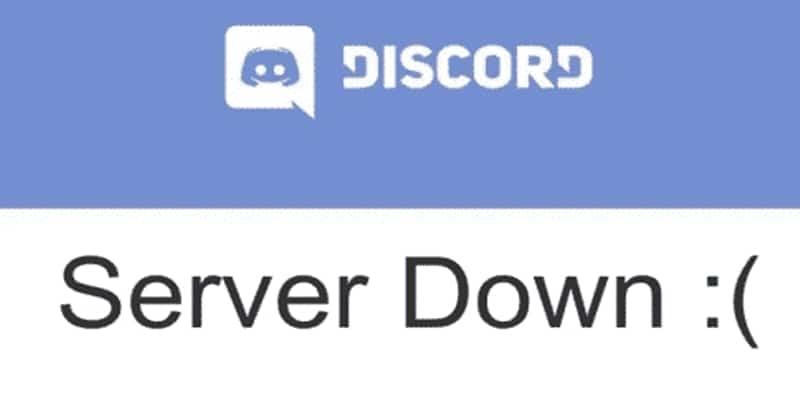 Discord DOWN
